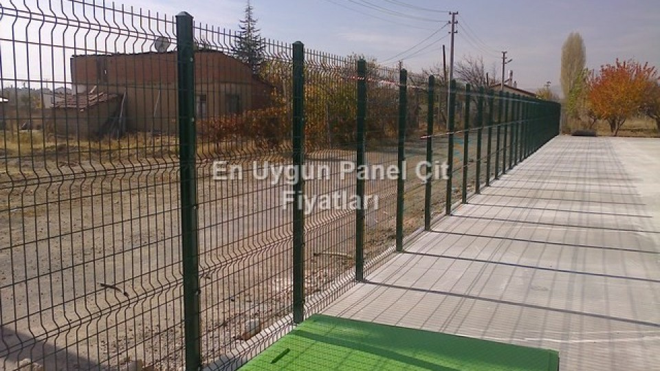 en uygun panel çit fiayatları