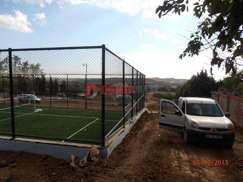 ak yapı spor sahası uygulaması